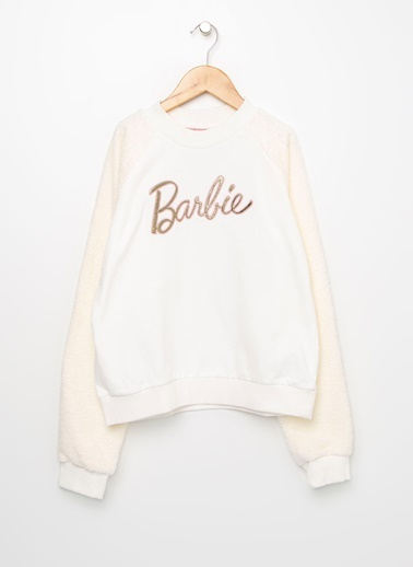 Barbie Sweatshirt Ekru